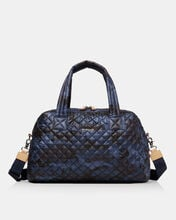 Dark Blue Camo Travel Jimmy