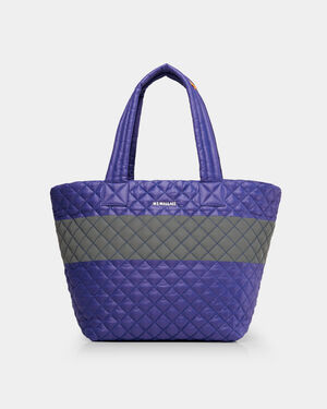 Flash Lapis Oxford Medium Metro Tote (3761441)