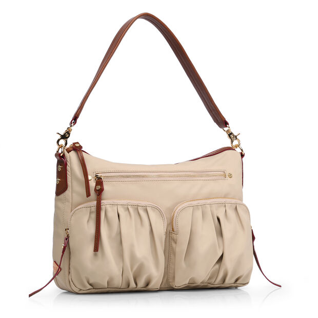 Flax/Brown Bedford Hayley (3491379) in color Flax & Brown