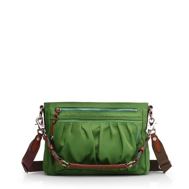 Belle Crossbody in color Cricket