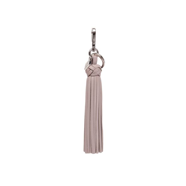 Braided Tassel in color Gull Grey