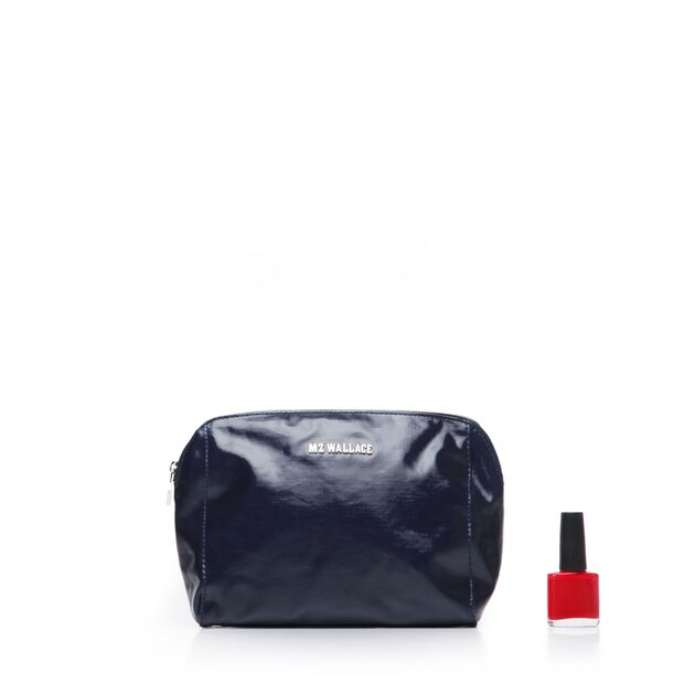 Navy Gloss Ines (7471337) in color Navy Gloss
