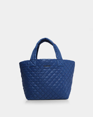 Estate Blue Oxford Small Metro Tote (3701371)