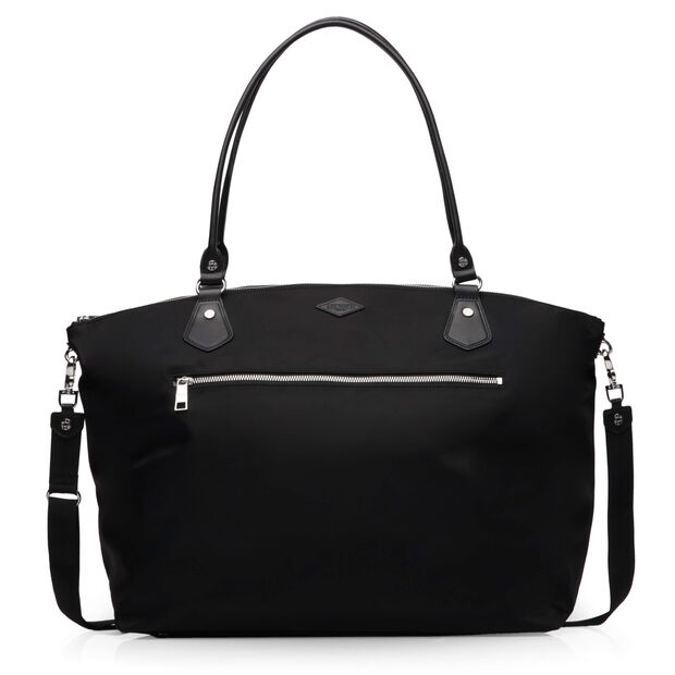Chelsea Weekender in color Black
