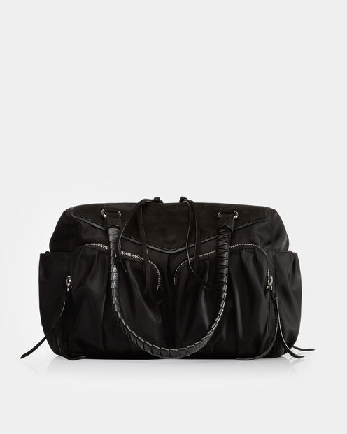 Thompson Satchel X1231-L in color Black