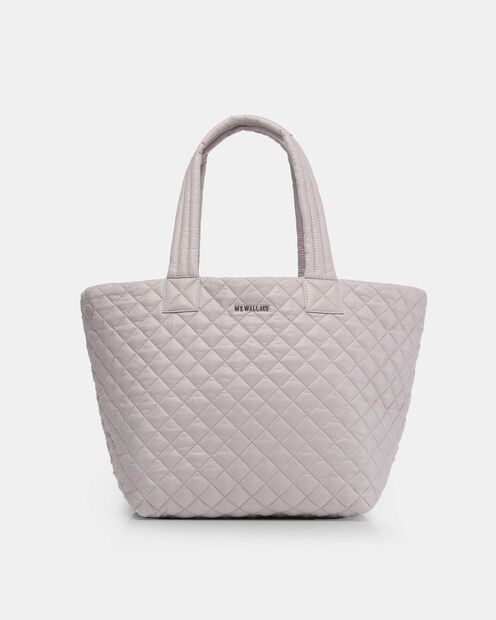Gull Grey Oxford Medium Metro Tote (3761392) in color Gull Grey