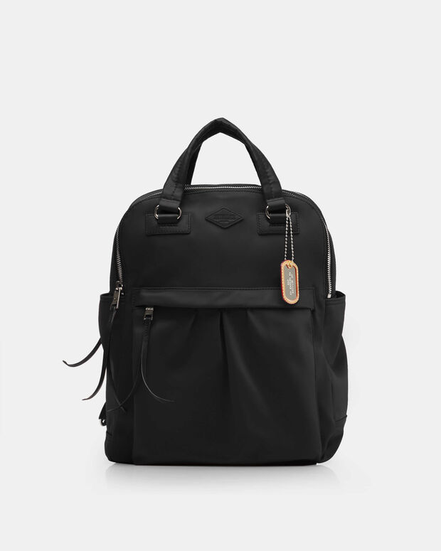 Black Bedford Moto Jordan Backpack (4530067)