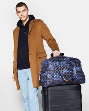 Dark Blue Camo Travel Jim