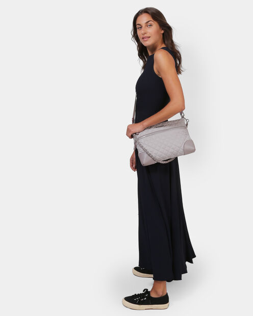 Gull Grey Crosby Crossbody (10071392) in color Gull Grey
