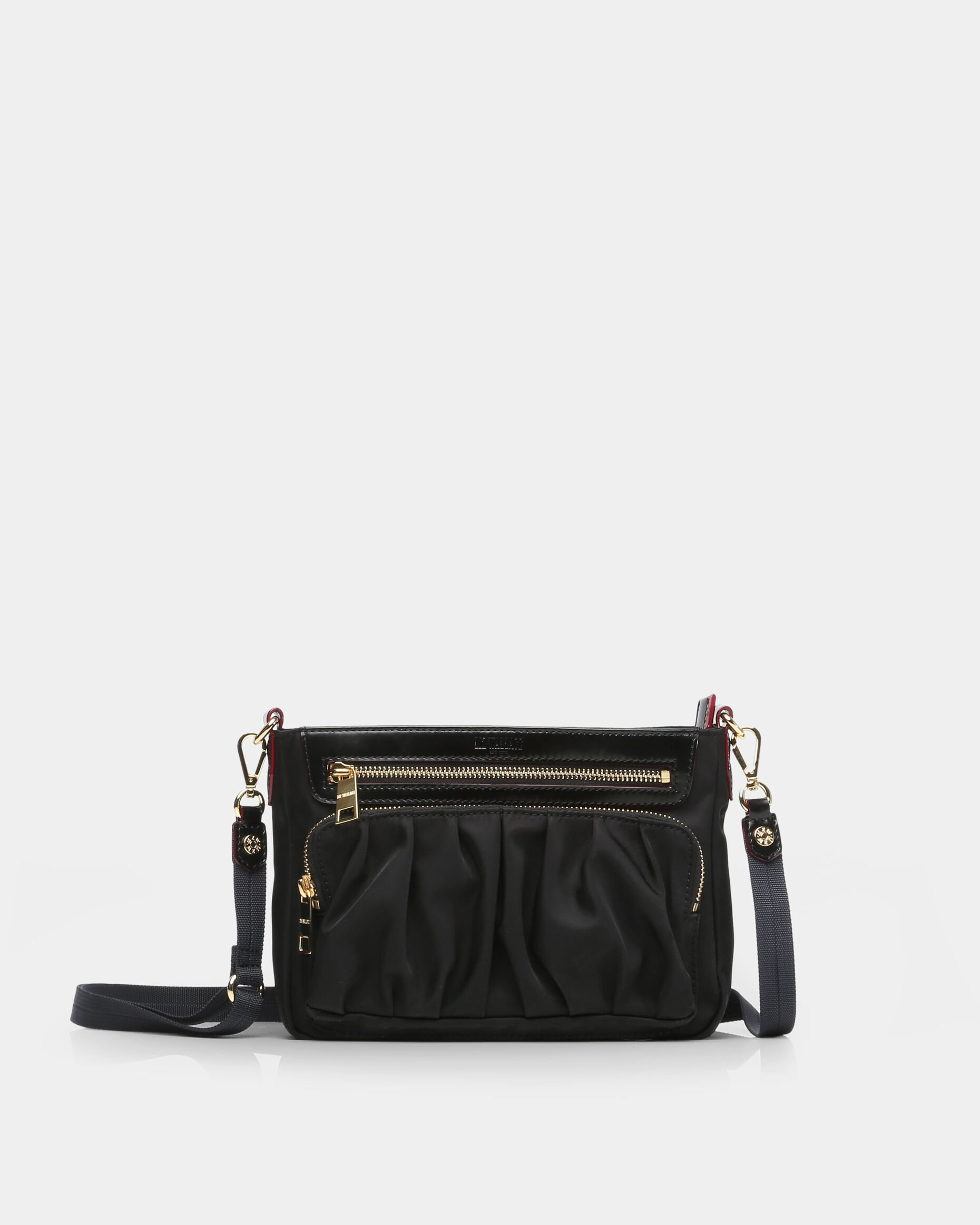 Abbey Crossbody - Black Bedford (6030089)