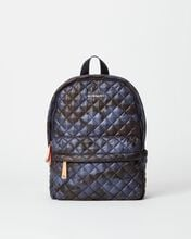 Dark Blue Camo City Backpack