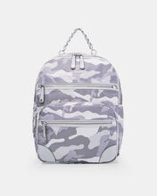 Light Grey Camo Tribeca Backpack
