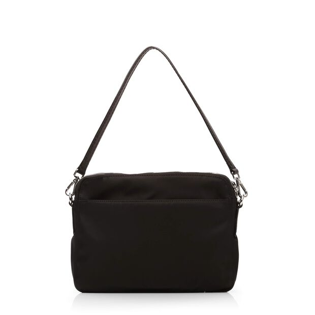 Black Moto Roxy Crossbody (1430067) in color Black