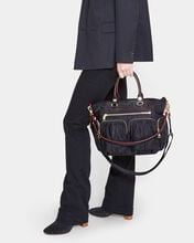 Black Bedford Small Abbey Tote (5920089)