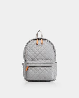 Dove Grey Oxford Small Metro Backpack (5841490)