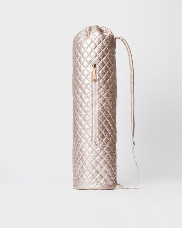 Rose Gold Metallic Matt Bag