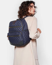 Dawn with Gold Hardware Crosby Backpack Traveler