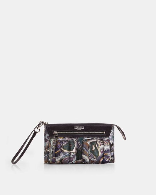 Abbey Wristlet in color Luna