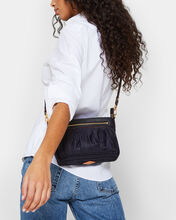 Dawn with Gold Hardware Abbey Crossbody