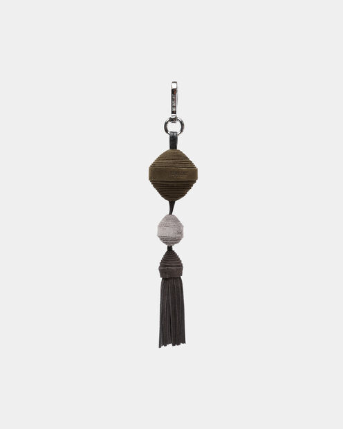 Ball and Tassel in color