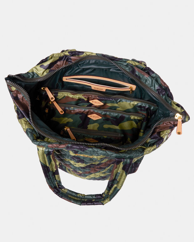 Large Metro Tote - Camo Oxford (3710265)