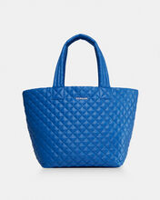 Tahiti Blue Medium Metro Tote