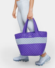 Flash Lapis Medium Metro Tote