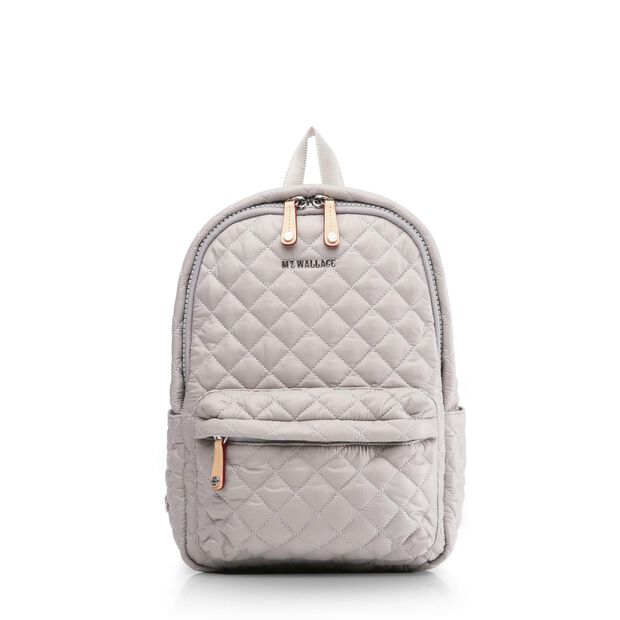 Small Metro Backpack in color Paloma