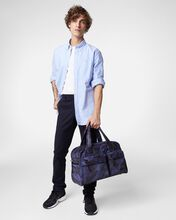 Dark Blue Camo Air Bleecker Duffel