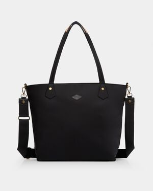 Black Soho Travel Tote (11740089)