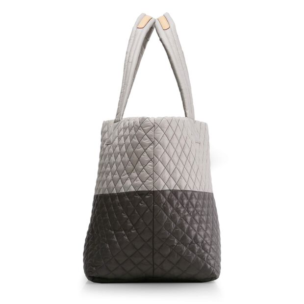 Paloma/Magnet Oxford Large Metro Tote (3711366) in color Paloma & Magnet