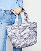 Light Grey Camo Medium Metro Tote