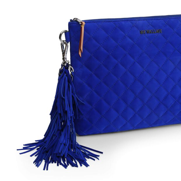 Jerry Tassel - Electric Blue Leather (7431358) in color Electric Blue
