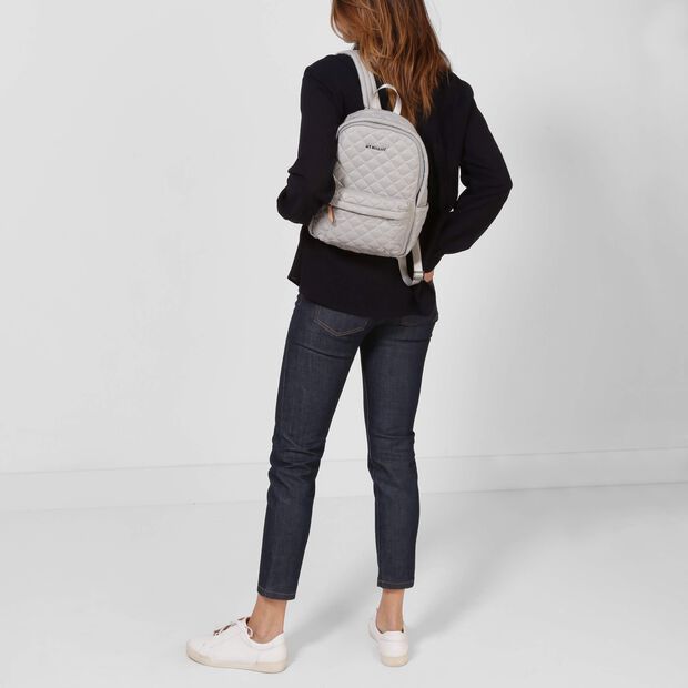 Paloma Oxford Small Metro Backpack (5841372) in color Paloma
