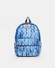 Shibori Print City Backpack