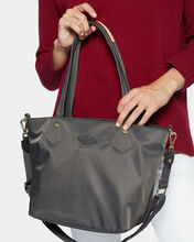 Anthracite Small Soho Tote