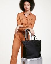 Black Soho Travel Tote