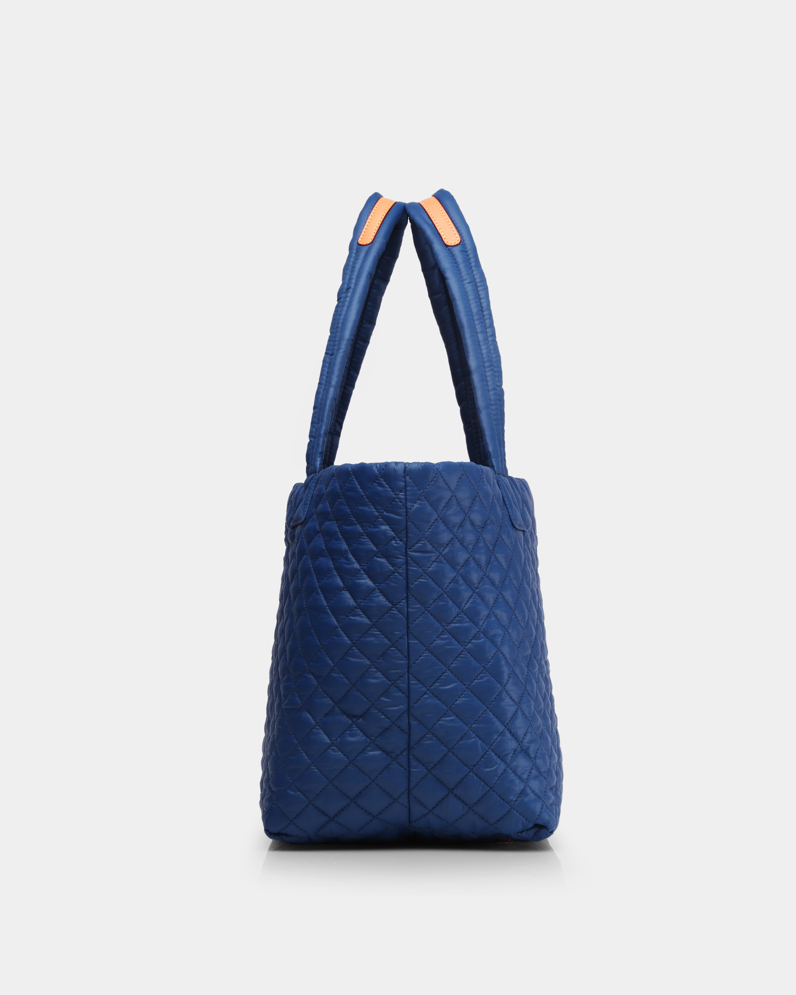 Estate Blue Oxford Medium Metro Tote (3761371) in color Estate Blue