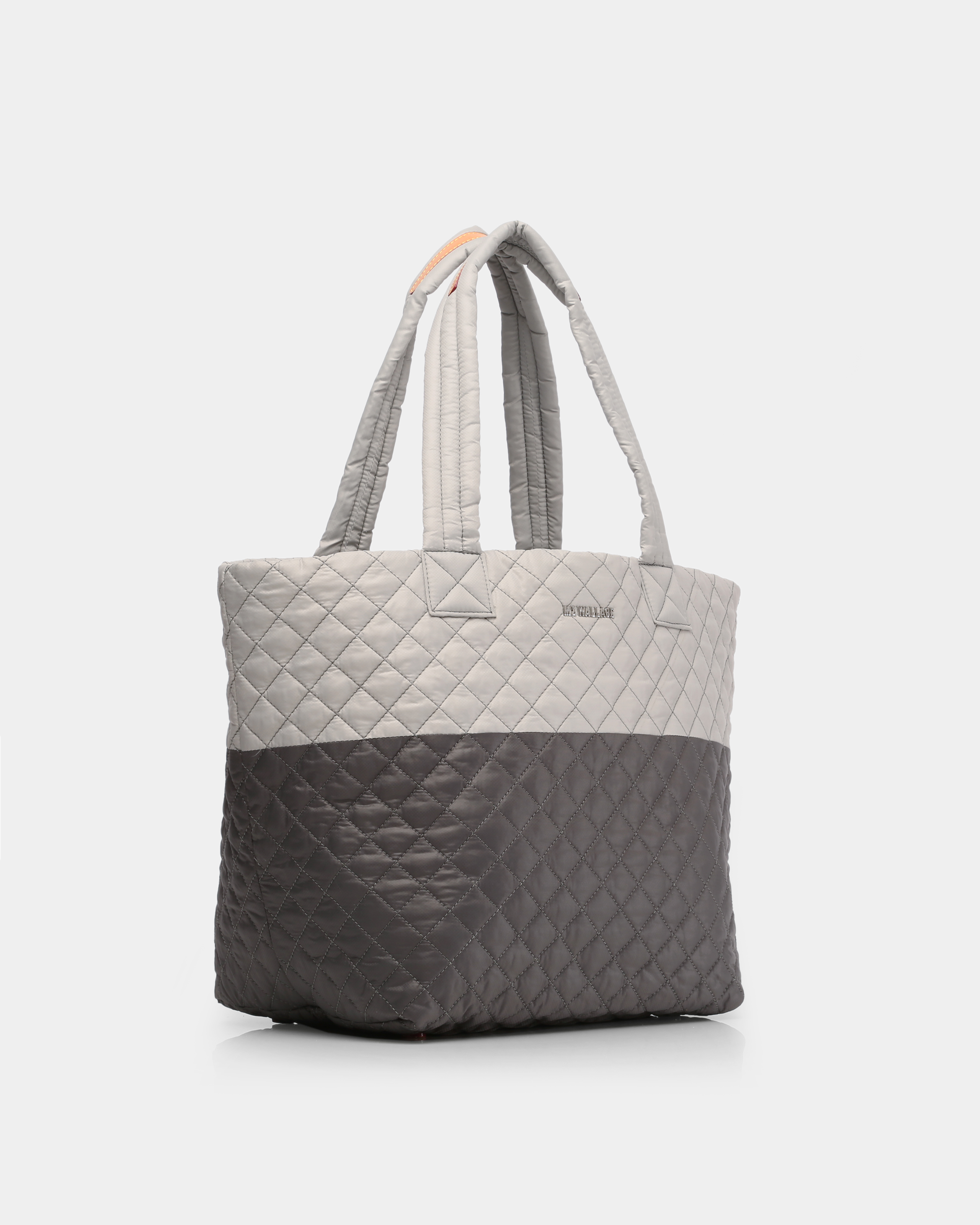 Paloma/Magnet Oxford Medium Metro Tote (3761366) in color Paloma & Magnet